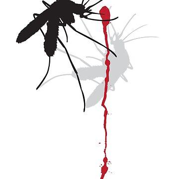 Minnesota Mosquito Bite by irfankokabi