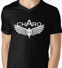 Charo Niska Logo HD Men's V-Neck T-Shirt