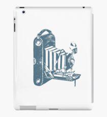 Vintage Foldable Camera iPad Case/Skin