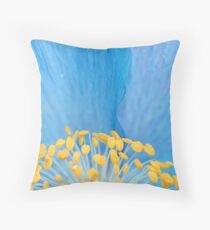 Are you Cyan what I'm Cyan Throw Pillow