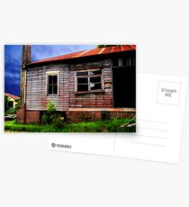 Dilapidated Postcards