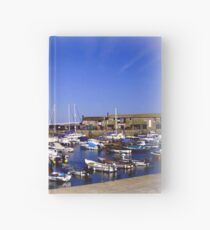 Lyme Harbour Hardcover Journal