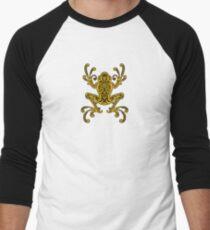 Intricate Yellow Tree Frog T-Shirt