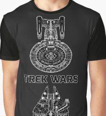 Trek Wars Graphic T-Shirt