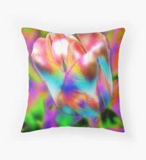 Colorific Throw Pillow
