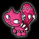 Kitten Parasite 2 by Phil Corbett