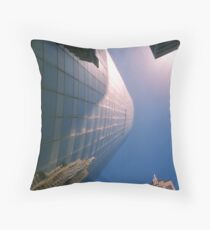 Big City Skyline.......doubled Sydney CBD Throw Pillow