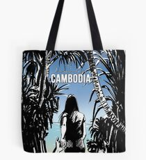 The Trail - Once upon a time in Cambodia Tote Bag