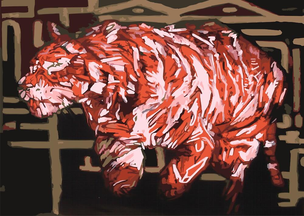 TIGER by GRIMS
