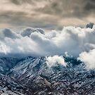 Window Seat: Ruby Heaven by Kristoffer Glenn Pfalmer