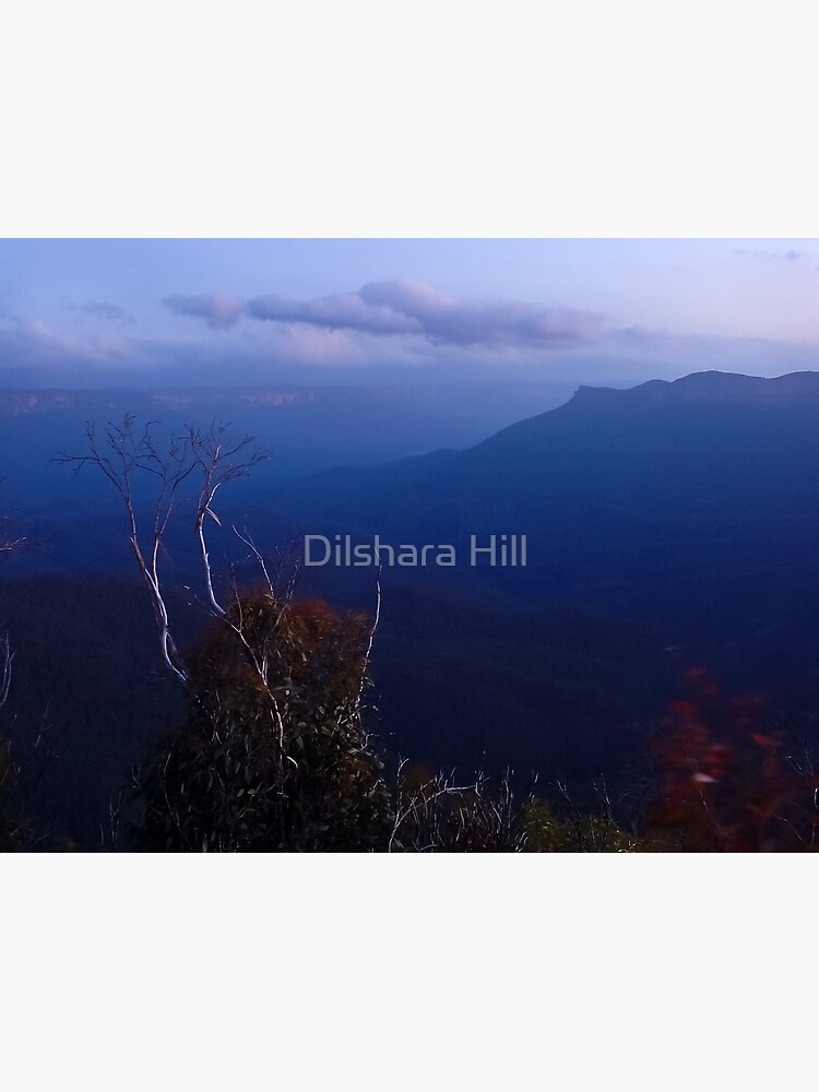 Blue Skies - Blue Mountains NSW by dilshara