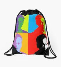 Pop Greg Lestrade Drawstring Bag