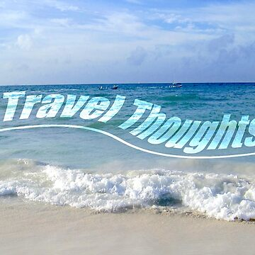 Travel Thoughts' logo by Lovemydesigns