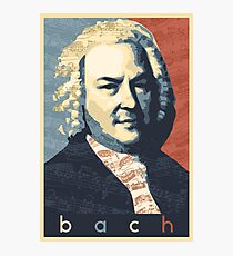 Bach Photographic Print