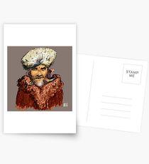 Mountain Man Postcards