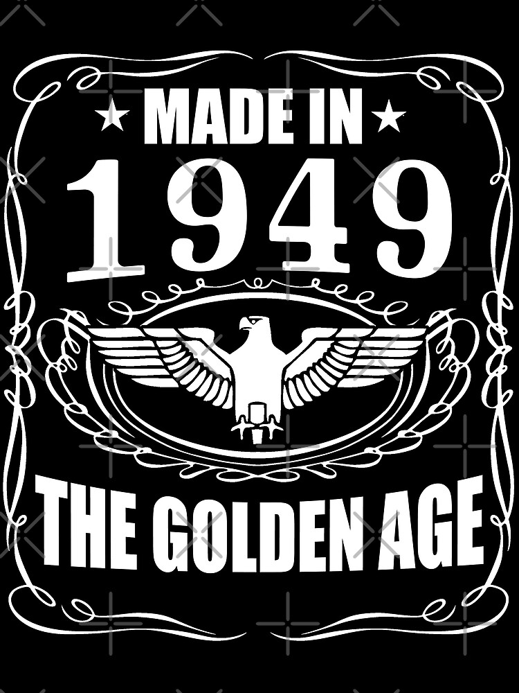 Made In 1949 - The Golden Age by wantneedlove
