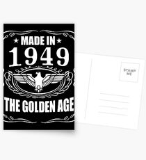 Made In 1949 - The Golden Age Postcards
