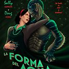 La Forma Del Agua by Mauro Balcazar