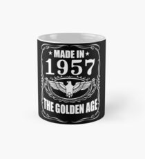 Made In 1957 - The Golden Age Mug