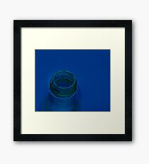 Bottle Framed Print