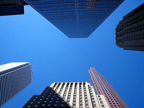 Skyscrapers by AA Fer