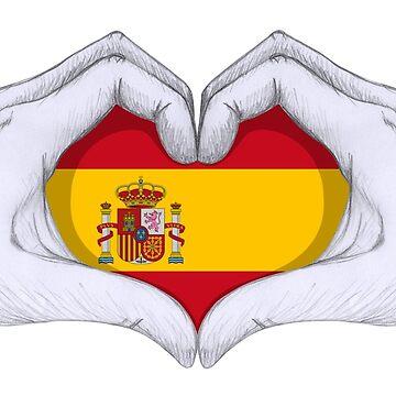 Spain by redmay