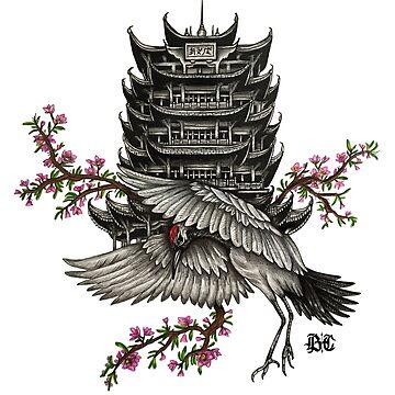 Oriental Flux by brandoncooper