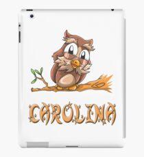 Carolina Owl iPad Case/Skin