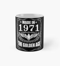 Made In 1971 - The Golden Age Mug