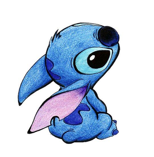 Cute Stitch By Pascalinak