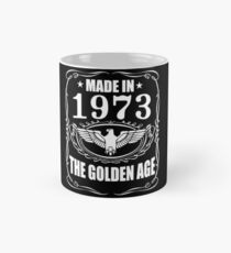 Made In 1973 - The Golden Age Mug