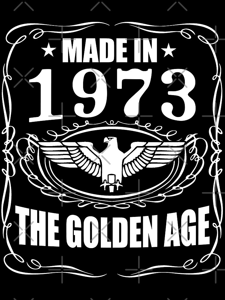 Made In 1973 - The Golden Age by wantneedlove