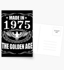 Made In 1975 - The Golden Age Postcards