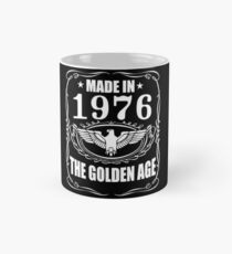 Made In 1976 - The Golden Age Mug