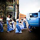 Bridesmaids United - Norwich by Alan Bennett