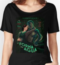 La Forma Del Agua Women's Relaxed Fit T-Shirt