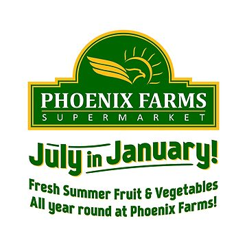 """Phoenix Farms Supermarket"" - an homage to ""Fargo - Season 1"" by vertigocreative"