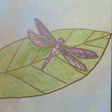 Dragonfly 2017 by Gretchen Smith by tallartist