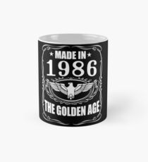 Made In 1986 - The Golden Age Mug
