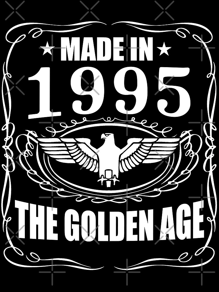 Made In 1995 - The Golden Age by wantneedlove