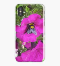 Biene und Blume iPhone Case/Skin