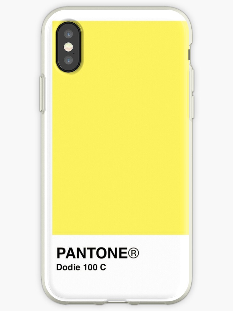 coque panthone iphone xr