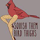 Squish sie Vogel-Schenkel von chalicevvinter