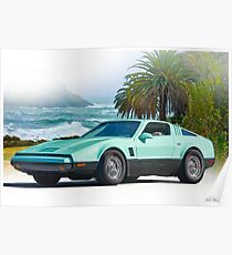 1974 Bricklin SV-1 360 V8 I Poster
