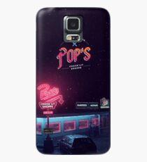 Pop's Diner Case/Skin for Samsung Galaxy