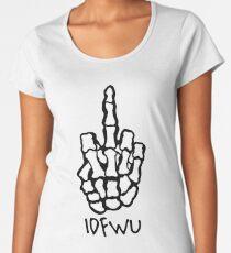 IDFWU Women's Premium T-Shirt