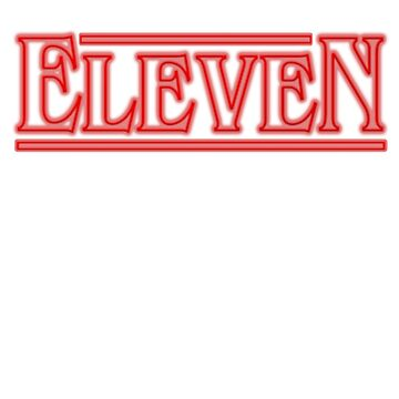 In A World Full Of Tens Be An Eleven 1980s Retro  by T-ShirtTech