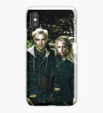 Buffy & Spike iPhone Case