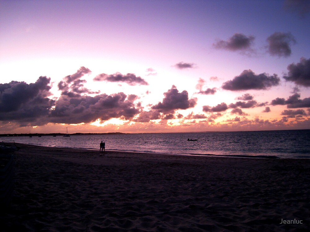 TCI Sunset by Jeanluc