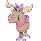 Maddie Moose by Christopher Herrfurth